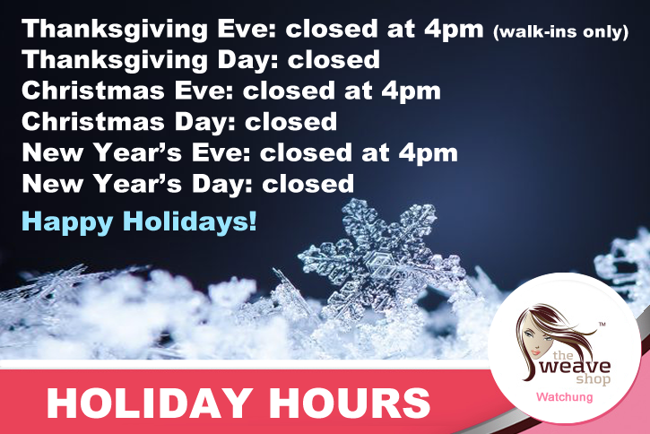 watchung_thanksgiving_hours2017
